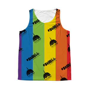 2020 PRIDE Theme StillWe Rainbow Tank