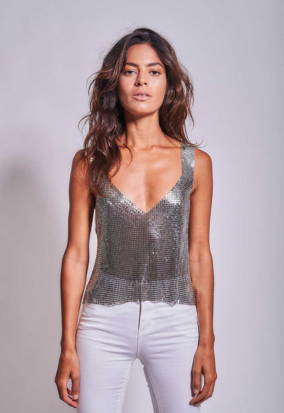 Isla Top Gunmetal