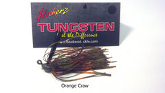 Tungsten Football Jigs