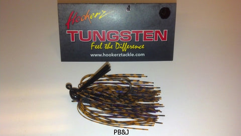 Tungsten Flipping Jigs