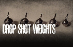 Drop Shot Weights