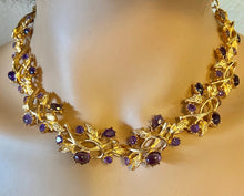 Load image into Gallery viewer, Amethyst Necklace