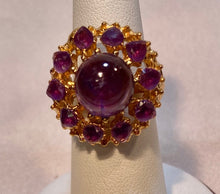 Load image into Gallery viewer, Amethyst Ring