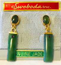 Load image into Gallery viewer, Jade Earring
