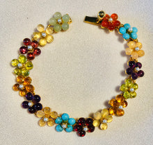 Load image into Gallery viewer, Multi Stone Bracelet