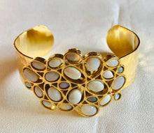 Load image into Gallery viewer, Opal Cuff Bracelet