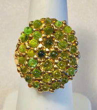 Load image into Gallery viewer, Peridot Ring