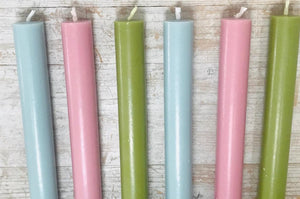 Dinner Candles - Bundle of 6