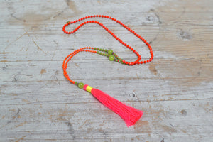 Tassel Necklace