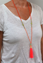 Load image into Gallery viewer, Tassel Necklace
