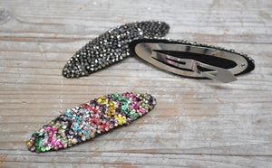 Sparkle Hair Slides