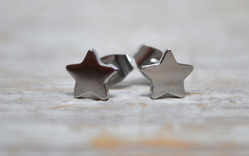 Small Star earring