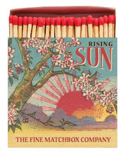 Load image into Gallery viewer, Rising Sun Box of Matches