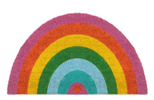 Load image into Gallery viewer, Rainbow - door mat