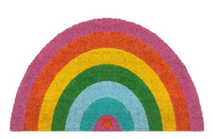 Rainbow - door mat