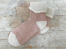 Load image into Gallery viewer, Luxurious Cuff Socks