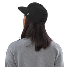 Load image into Gallery viewer, Swagmate Be Nice Snapback Hat - Black
