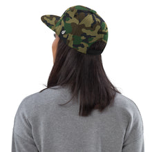 Load image into Gallery viewer, Swagmate Be Nice Snapback Hat - Green Camo