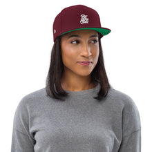 Load image into Gallery viewer, Swagmate Be Nice Snapback Hat - Maroon