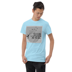Swagmate Above The Clouds Short Sleeve T-Shirt