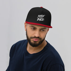 Swagmate Never Look Back Snapback