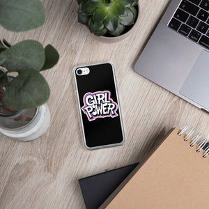 Swagmate Girl Power iPhone Case