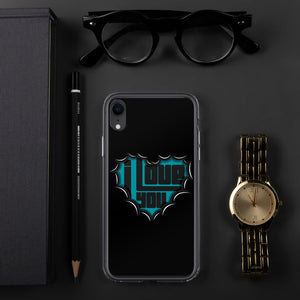 Swagmate I Love You iPhone Case