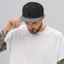 Load image into Gallery viewer, Swagmate Fly Noire Snapback Hat