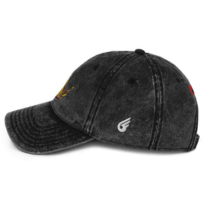 Swagmate King James Pro Red Wing Dad Hat