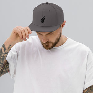 Swagmate Fly Noire Snapback Hat