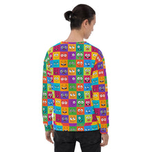 Load image into Gallery viewer, Swagmate Heritage Emoji Crewneck Sweatshirt