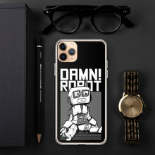 Load image into Gallery viewer, Swagmate Damn Robot iPhone Case