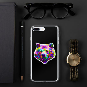 Swagmate California Bear iPhone Case