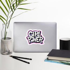 The Girl Power Stickers