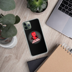Swagmate Iron Mike iPhone Case