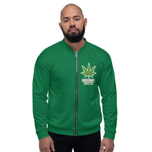 Load image into Gallery viewer, Swagmate Legalize Marijuana Bomber Jacket
