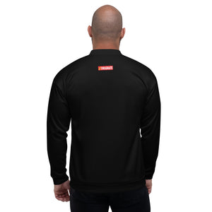 Swagmate Never Look Back Bomber Jacket