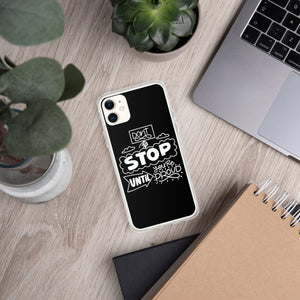 Swagmate Be Proud iPhone Case