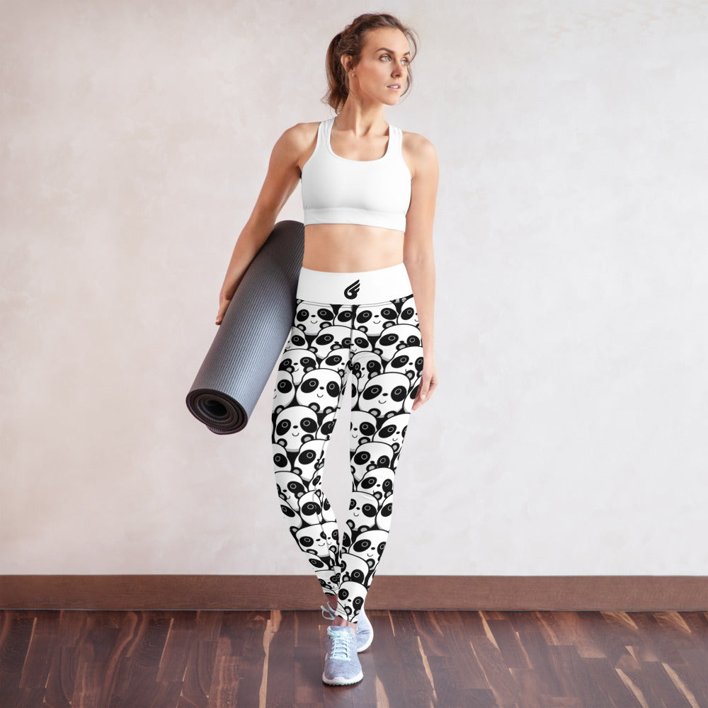 Swagmate Panda Flex Tights