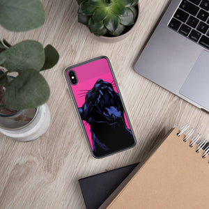 Swagmate Black Panther iPhone Case
