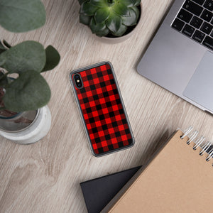 Swagmate Flannel iPhone Case