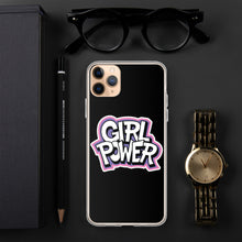 Load image into Gallery viewer, Swagmate Girl Power iPhone Case