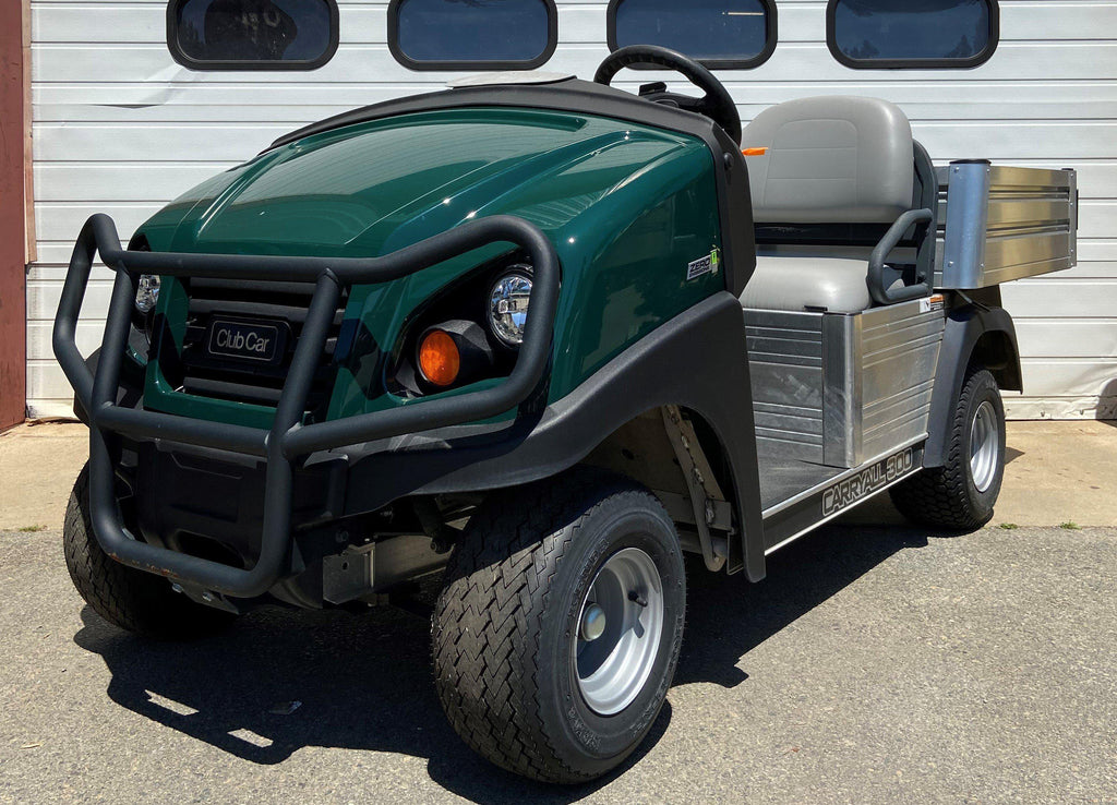 CERTIFIED PRE-OWNED 2018 CARRYALL 300 ELE GREEN SMALL WHEEL