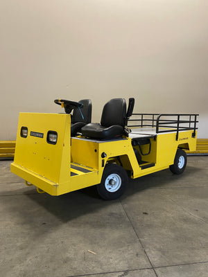 2019 Payloader Flatbed Yellow Columbia