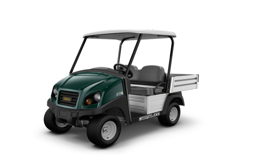 2020 CARRYALL 300 ELECTRIC GREEN CANOPY TOP