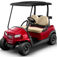 NEW 2021 Electric Lithium Ion Onward 2 Passenger Candy Apple Red Lights