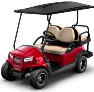NEW 2020 Electric Lithium Ion Onward Candy Apple Red 4 Passenger Lights