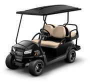 NEW 2020 Electric Lithium Ion Onward Tuxedo Black 4 Passenger Lights