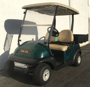 Certified Pre-Owned Electric 2012 Club Car Precedent Green Box