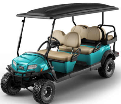 2021 NEW High Performance Electric Onward Ocean Blue Lifted 6 Passenger Lights